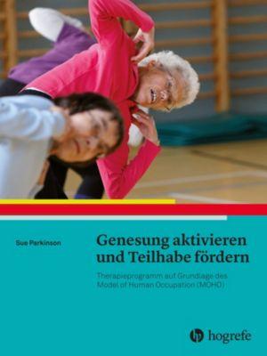 Genesung aktivieren und Teilhabe fördern, Sue Parkinson