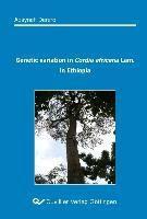 Genetic variation in Cordia africana Lam. in Ethiopia, Abayneh Derero