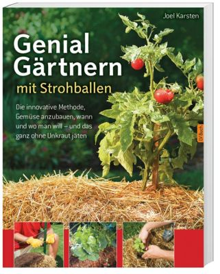 genial g rtnern mit strohballen buch portofrei bei. Black Bedroom Furniture Sets. Home Design Ideas