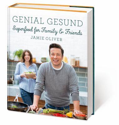 GENIAL GESUND, Jamie Oliver