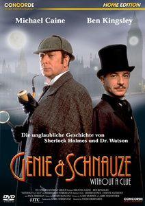 Genie & Schnauze, DVD, Michael Caine, Ben Kingsley