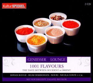 Geniesser Lounge-1001 Flavours, Diverse Interpreten