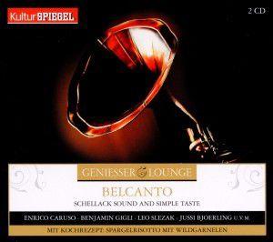 Geniesser Lounge-Belcanto, Diverse Interpreten