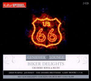 Geniesser Lounge-Biker Delights, Diverse Interpreten