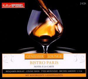Geniesser Lounge-Bistro Paris, Diverse Interpreten