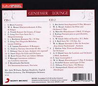 Geniesser Lounge - Fine Classic Club - Produktdetailbild 1