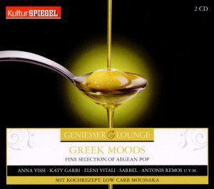 Geniesser Lounge-Greek Moods, Diverse Interpreten