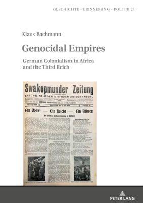 Genocidal Empires, Klaus Bachmann
