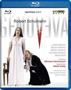 Genoveva, Robert Schumann