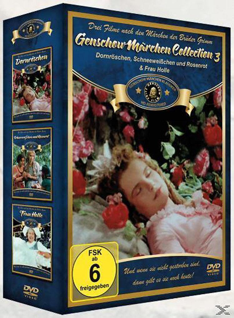 Genschow Märchen Collection 3 Dornröschen Schneeweißchen