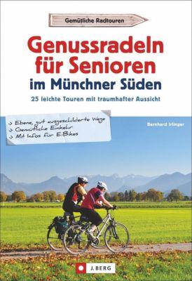 Genussradeln für Senioren im Münchner Süden, Bernhard Irlinger