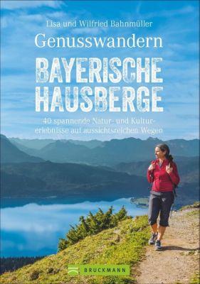 Genusswandern Bayerische Hausberge -  pdf epub