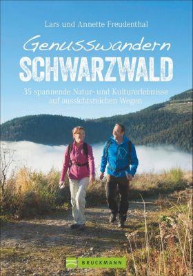 Genusswandern Schwarzwald, Lars Freudenthal, Annette Freudenthal