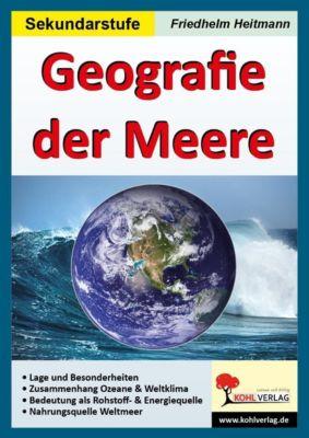 Geografie der Meere, Friedhelm Heitmann