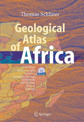 Geological Atlas of Africa, Thomas Schlüter