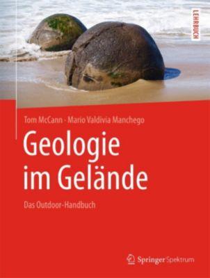 Geologie im Gelände, Tom McCann, Mario Valdivia Manchego