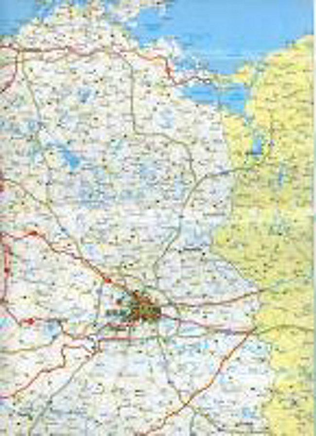 Jakobsweg Karte Deutschland.Geomap Karte Jakobswege Deutschland Westliches Europa Buch