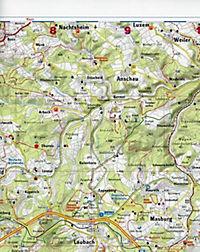 GeoMap Karte Moseltal von Schweich bis Dieblich, European Geopark Vulkaneifel, Moseleifel - Produktdetailbild 1