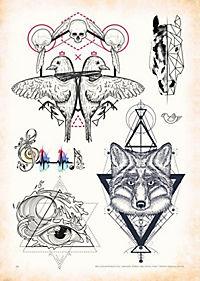 Geometric Sketchbook - Professional Style - Produktdetailbild 2