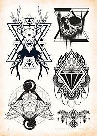 Geometric Sketchbook - Professional Style - Produktdetailbild 4