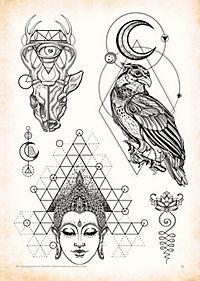 Geometric Sketchbook - Professional Style - Produktdetailbild 5