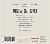 Georg Friedrich Händel - Messiah, 2 CDs - Produktdetailbild 1