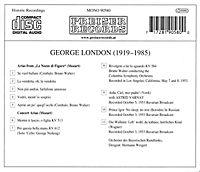 George London - Produktdetailbild 1