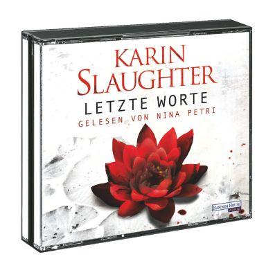 Georgia Band 2: Letzte Worte (6 Audio-CDs), Karin Slaughter