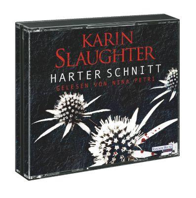 Georgia Band 3: Harter Schnitt (6 Audio-CDs), Karin Slaughter