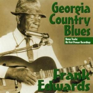 Georgia Country Blues, Frank Edwards