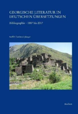 Georgische Literatur in deutschen Übersetzungen, Steffi Chotiwari-Jünger
