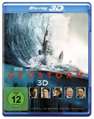 Geostorm - 3D-Version