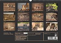 Geparden - Die Schönheiten Afrikas (Wandkalender 2019 DIN A3 quer) - Produktdetailbild 13