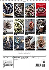 Gepfefferte Jahreszeiten (Wandkalender 2019 DIN A3 hoch) - Produktdetailbild 13