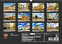 Gera Impressionen (Wandkalender 2019 DIN A3 quer) - Produktdetailbild 13