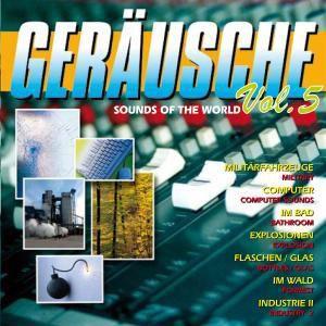 Geräusche Vol.5-Sounds Of The World, Diverse Interpreten