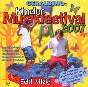 Geraldinos Musikfestival 2007, Diverse Interpreten