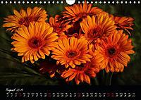 Gerberas Floral Impressions (Wall Calendar 2019 DIN A4 Landscape) - Produktdetailbild 8