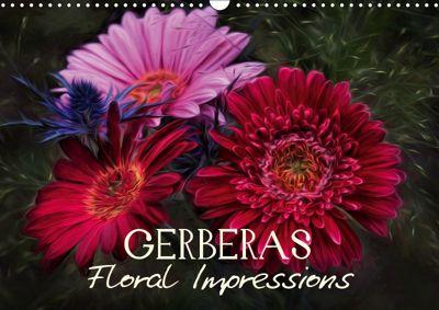 Gerberas Floral Impressions (Wall Calendar 2019 DIN A3 Landscape), Vronja Photon