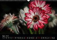Gerberas Floral Impressions (Wall Calendar 2019 DIN A3 Landscape) - Produktdetailbild 4