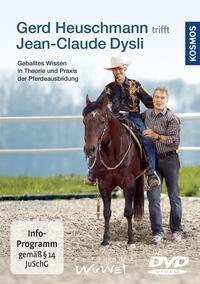 Gerd Heuschmann trifft Jean-Claude Dysli, DVD, Gerd Heuschmann, Jean-Claude Dysli
