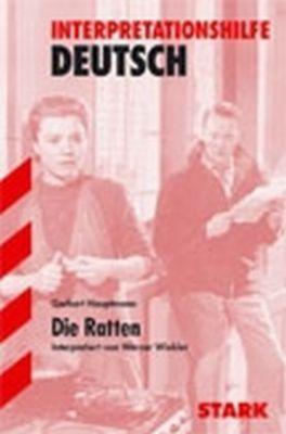Gerhart Hauptmann 'Die Ratten', Gerhart Hauptmann