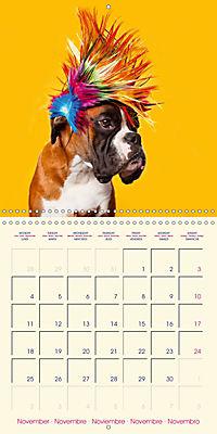 German Boxer (Wall Calendar 2019 300 × 300 mm Square) - Produktdetailbild 11