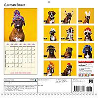 German Boxer (Wall Calendar 2019 300 × 300 mm Square) - Produktdetailbild 13