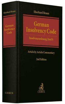 German Insolvency Code, Eberhard Braun