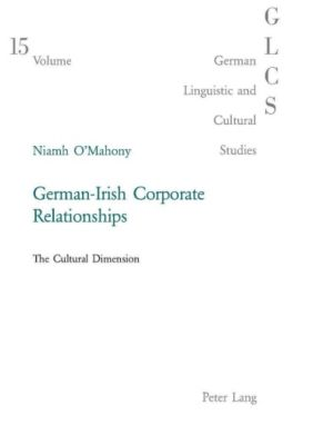 German-Irish Corporate Relationships, Niamh O'Mahony