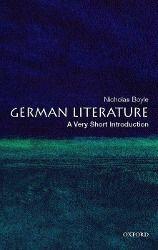 German Literature, Nicholas Boyle