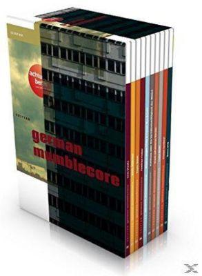 German Mumblecore Deluxe Edition, Lana Cooper, Amelie Kiefer