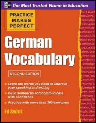 German Vocabulary, Ed Swick