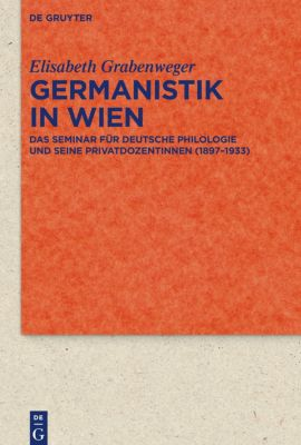 Germanistik in Wien, Elisabeth Grabenweger